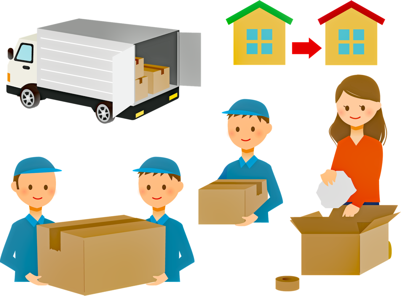 Moving Tips Everyone Should Know | Hercules Movers, Inc.